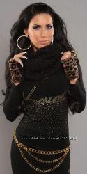 Многофункциональный шарф