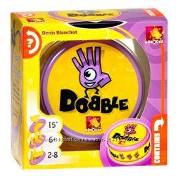 Игра на развитие внимательности  Даббл, Доббль, Dobble. Скидки