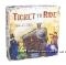 Игра для компании или семьи - Ticket to Ride Билет на Поезд. Стратегия.