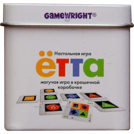 Ётта - логическая игра для всей семьи или небольшой компании