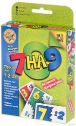 Весёлая настольная игра для компании 7 на 9.