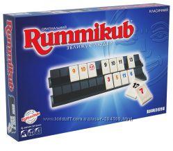 Руммикуб Классический - игра для всей семьи
