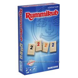 Руммикуб - игра для всей семьи компатный. Rummikub. Разные варианты. Скидки