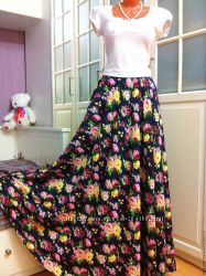 Мастер-класс Женские летние юбки по косой солнце, полу-солнце и юбка-коло