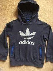 Толстовка Adidas 9-10 лет