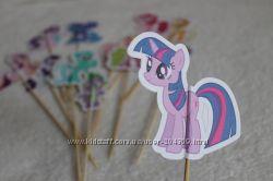 Все для оформления детского дня рождения в стиле Мy little pony