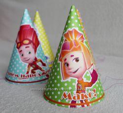 Все для оформления детского дня рождения в стиле Фиксики