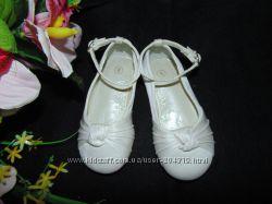 Нарядные туфельки 22р, ст 14 см. Мега выбор обуви и одежды