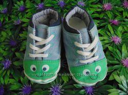 Пинетки-кеды по стельке 13, 5 см. Мега выбор обуви