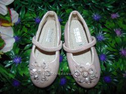 Нарядные туфельки 24р, ст 14, 5 см. Мега выбор обуви