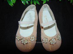 Нарядные балетки Monsoon 21р, ст 13, 5 см. Мега выбор обуви