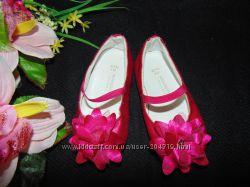 Нарядные балетки Monsoon 20р, ст 12, 5см. Мега выбор обуви