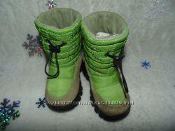 Термосапоги Naturino 24р, ст 15 см. Мега выбор обуви
