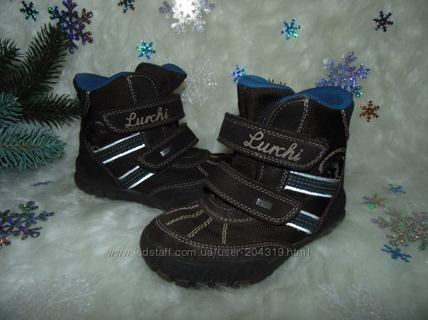 Термоботинки salamander lurchi 28р . Мега выбор обуви