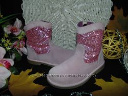 Бомбезные сапожки baren-schuhe 30р, ст 19 см. Мега выбор обуви