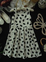 Фактурное платье сарафан H&M на 6-8 лет