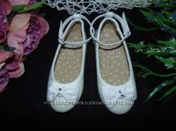 Нарядные туфельки Bluezoo 25р. мега выбор обуви и одежды