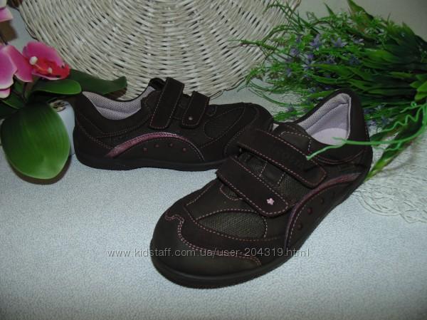 Суперовые термокроссовки Ricosta 34р, ст 22см. мега выбор обуви и одежды