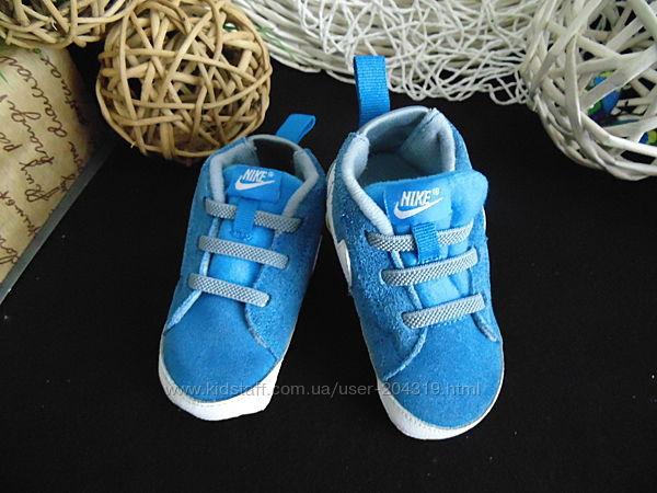 Пинетки кроссовки кеды Nike