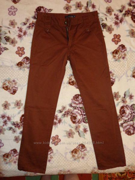 крутые котоновые брюки, джинсы