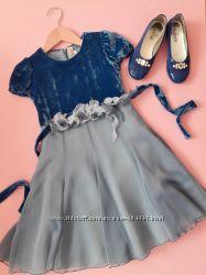 Платье Италия Aletta р 7 лет 122 см