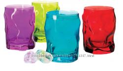 BORMIOLI стаканы набор Sorgente, Ercole, Giove