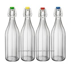 Бутылки для консервации Bormioli Rocco Италия