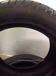 Зимние шины DEBICA 2055516 в отличном состоянии с протектором 7. 5мм