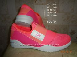 Классные розовые кроссовки