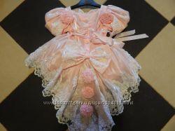 очень нарядное платье на праздник, прокат