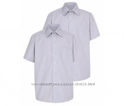 Школьные рубашки с коротким рукавом George