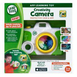 Фотокамера детская и чехол LeapFrog, оригинал. в наличии