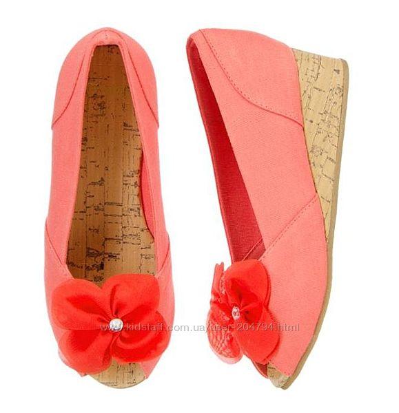 Туфли от Gymboree, в наличии