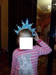 новогодние обручи, корона, снежинка, звездочка