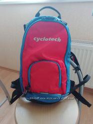 Велорюкзак Cyclotech с гидропаком