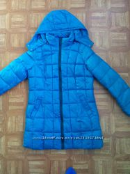 Тёплая куртка состояние новой