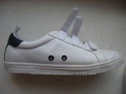 Продам кроссовки crazy8, белые - бу