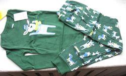 Продам пижаму, gymboree, зеленая,  115