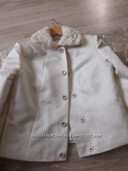 Куртка-жакет для невесты