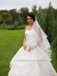 Новое свадебное платье. Торг