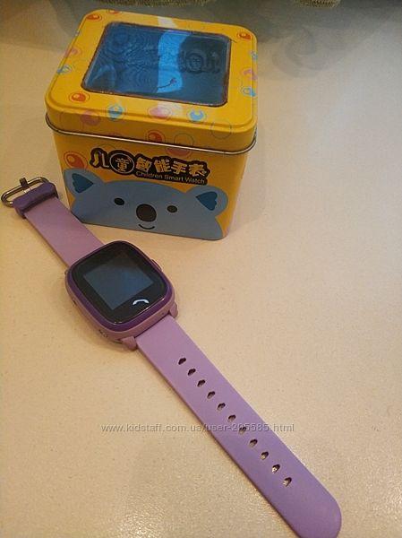 Водонепроницаемые детские умные часы Smart Baby Watch