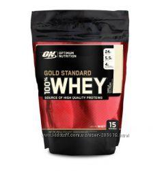 Протеин Optimum Nutrition 100 Whey Gold Standard 450 грм