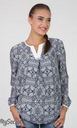 Красивая блузка для беременных KAMEYA