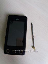Телефон LG KP 500 БУ