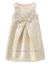 Нарядное платье для девочки от GYMBOREE