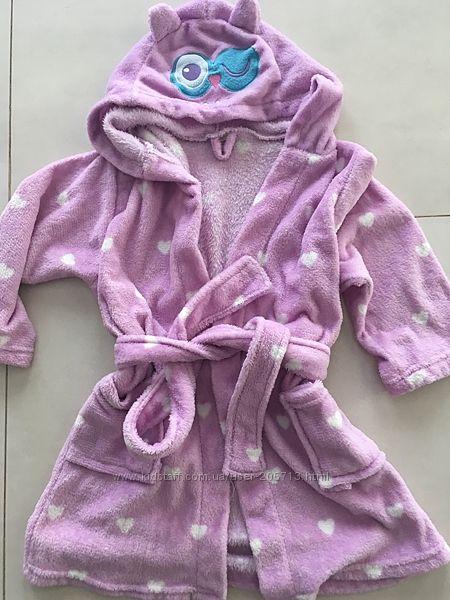 Замечательный халатик для малышки , Тополино, Германия