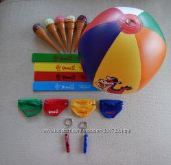 Детский набор DinoS