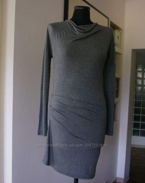 Трикотажное платье Sisley