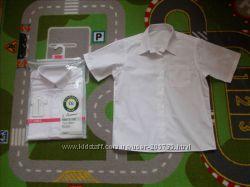 Новые школьные рубашки блузки Marks&Spenser для девочкм