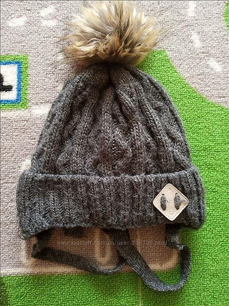 Зимняя шапка  Lupilu и Арктик для мальчика